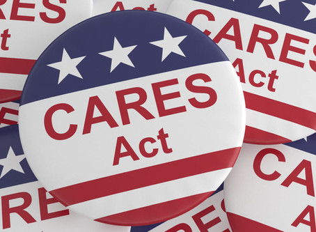 CARES Act Temporarily Changes  Charitable Contribution Rules