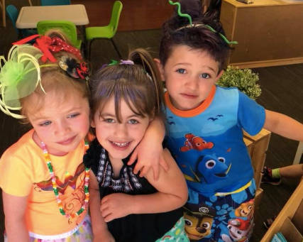 Joshua Early Childhood Center Celebrates Third Anniversary