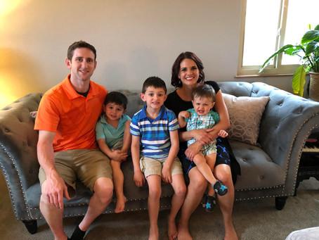 "Parent Spotlight: Nicole Thomas: ""Be Involved"""