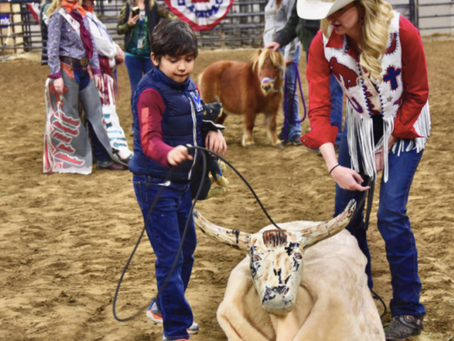CSU Source: Exceptional Rodeo brings National Western experience to children with autism