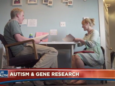 FOX31 News: National gene research study could help with autism