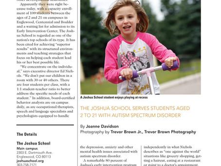 Colorado Expression: The Joshua School