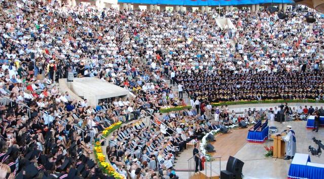 Bilkent Üniversitesi Mezuniyet