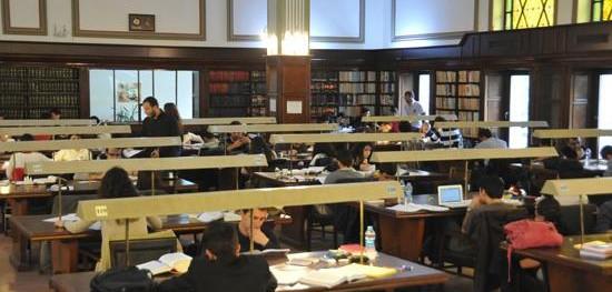 İstanbul Üniversitesi Hukuk Fakültesi Kütüphane