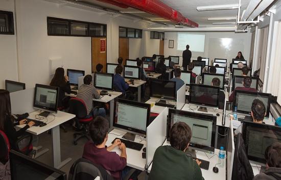 ODTÜ Bilgisayar Laboratuvarı
