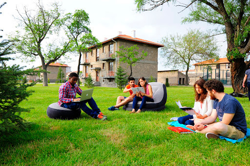 Abdullah Gül Üniversitesi Öğrenci Köyü