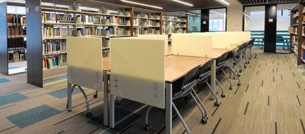 Özyeğin Üniversitesi Kütüphane