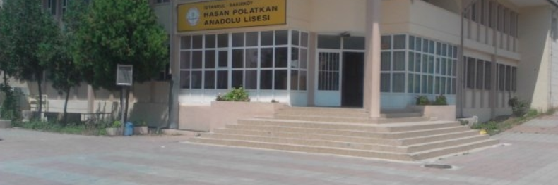 Hasan Polatkan Anadolu Lisesi Binası