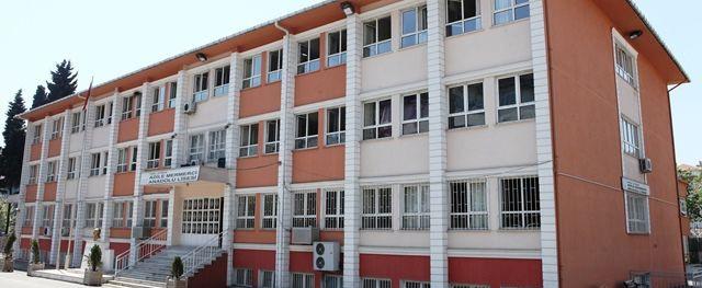 Adile Mermerci Anadolu Lisesi Bina
