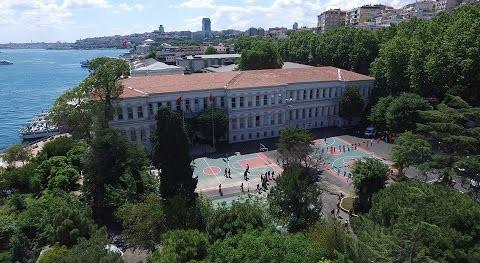 Beşiktaş Anadolu Lisesi Bina