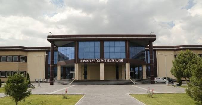 Erciyes Üniversitesi Yemekhane