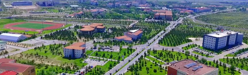 Erciyes Üniversitesi Yerleşke