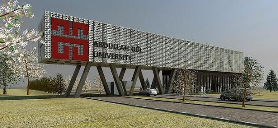 Abdullah Gül Üniversitesi Giriş