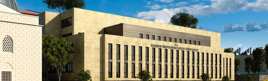 İstanbul Üniversitesi Merkez Kütüphane