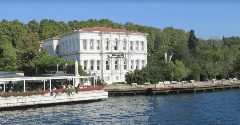 Boğazdan Beşiktaş Anadolu Lisesi