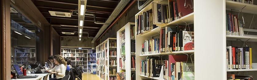 İstanbul Bilgi Üniversitesi Kütüphane