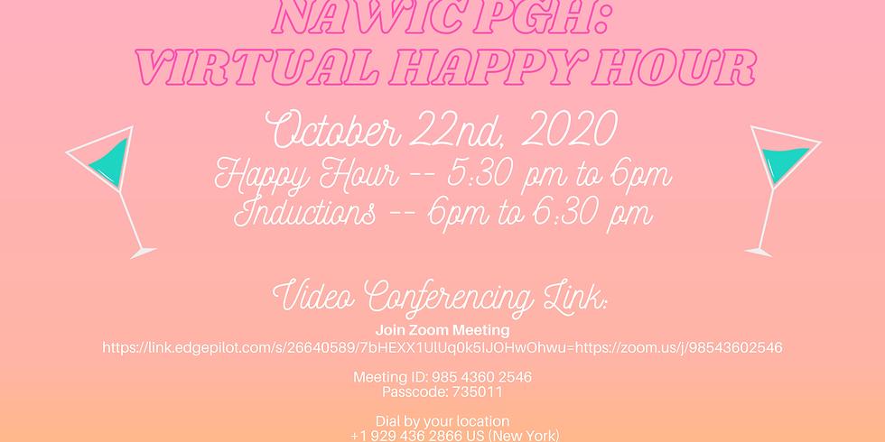 NAWIC Pittsburgh: Virtual Happy Hour