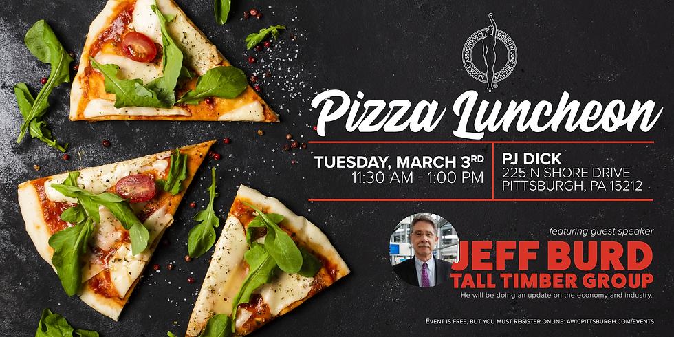 WIC Week: Pizza Lunch