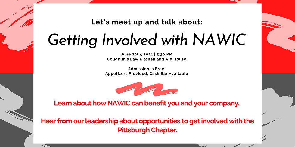 Get Involved with NAWIC Pgh
