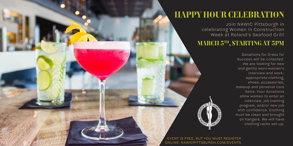 WIC Week: Happy Hour Celebration