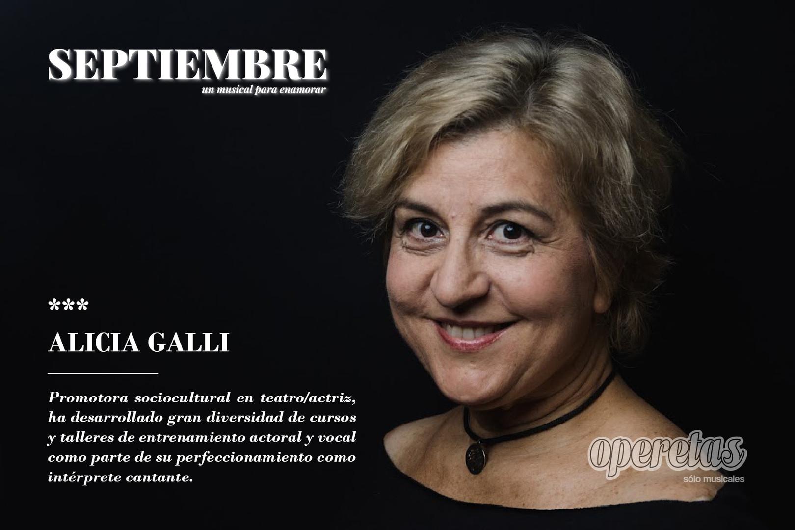 Alicia Galli