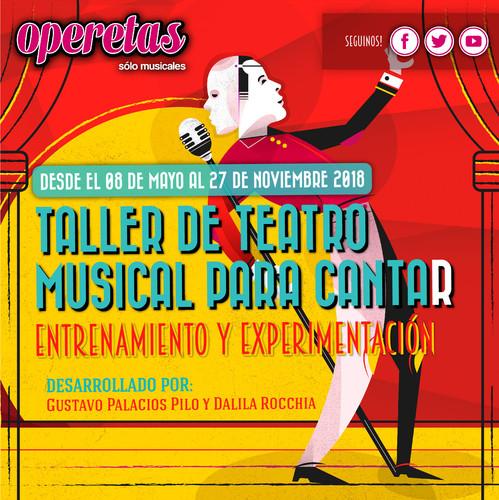 Teatro Musical Para Cantar (2018)