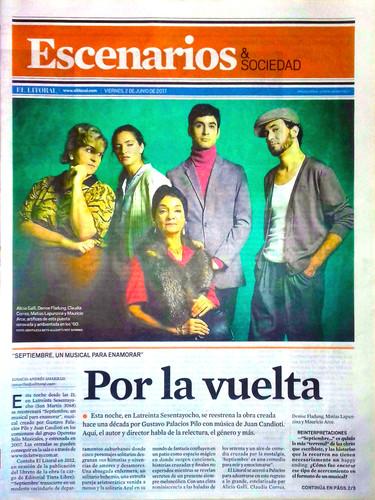 """Diario """"El Litoral"""""""