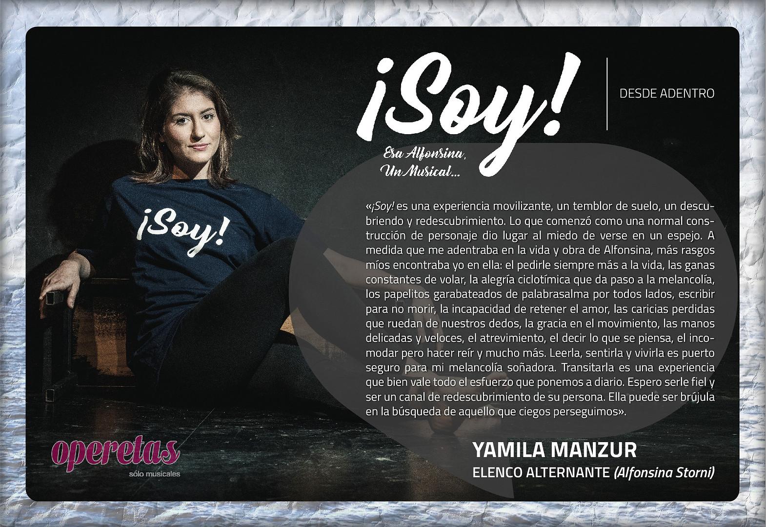 Yamila Manzur