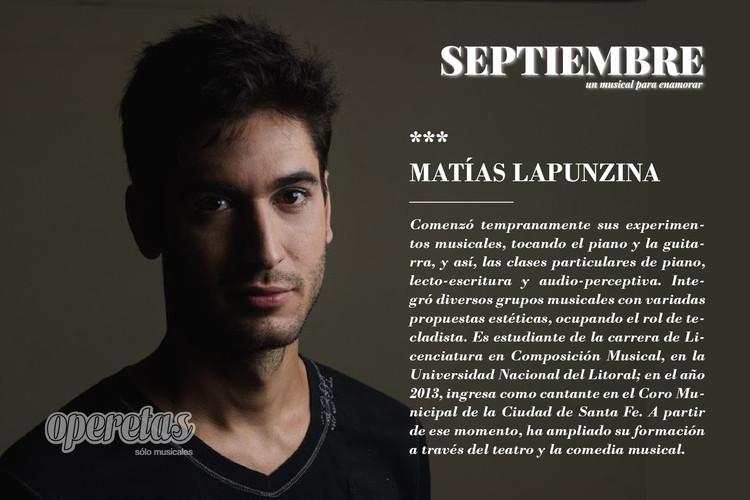 Matías Lapunzina