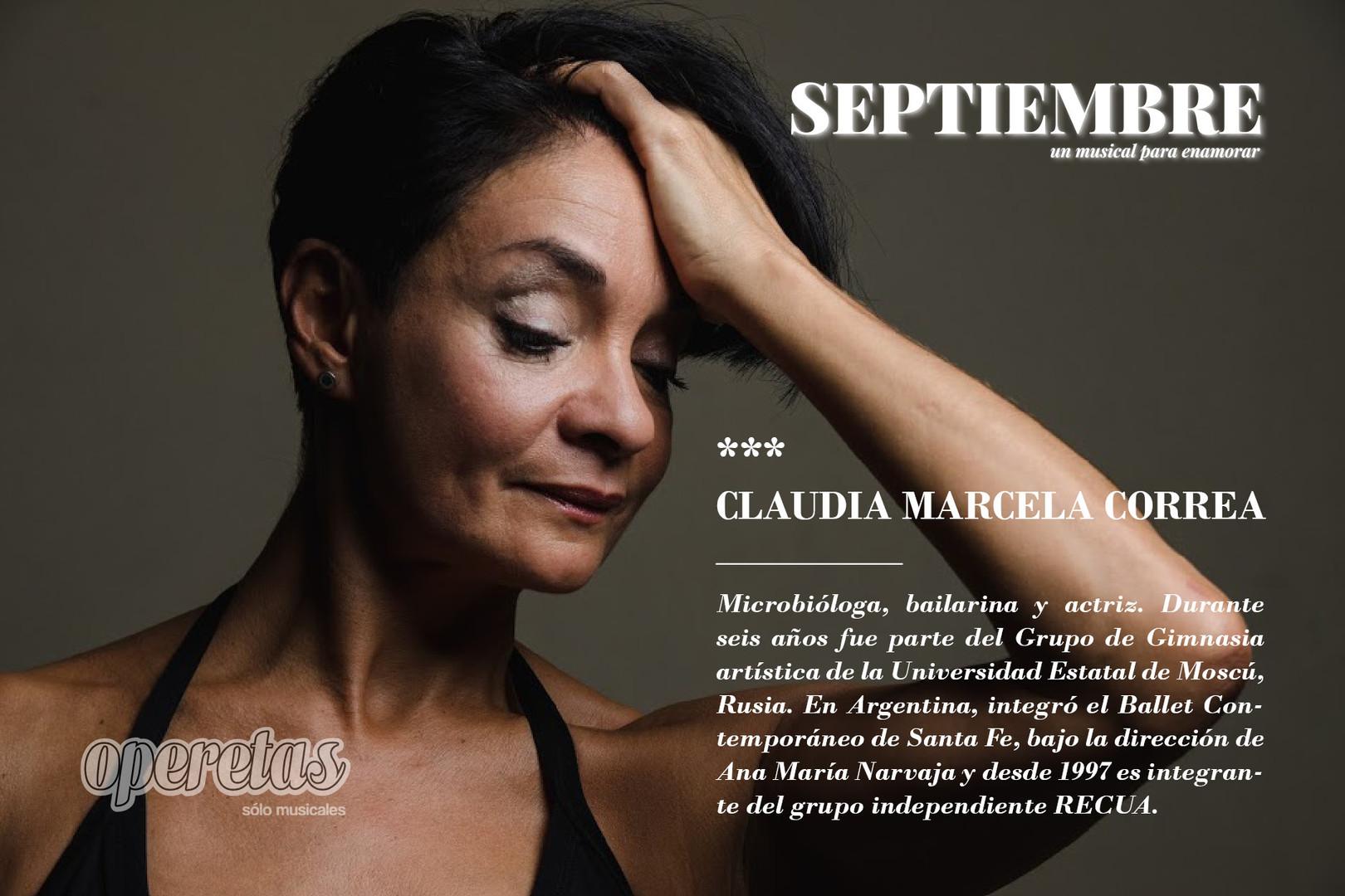 Claudia Marcela Correa