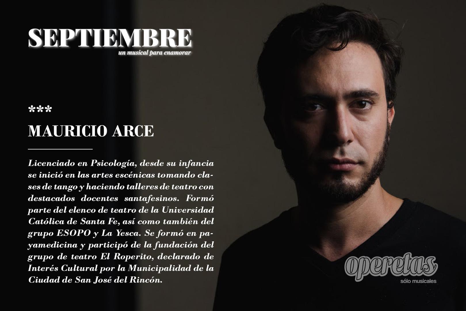 Mauricio Arce
