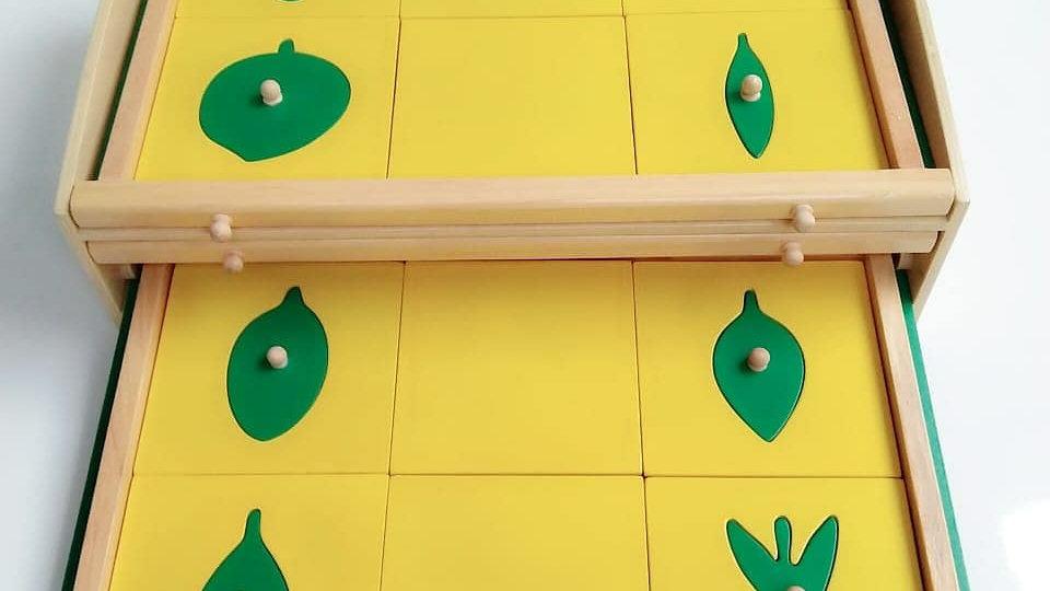 3 Tier Leaf Cabinet