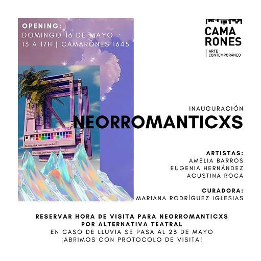 Flyer Neorromanicxs 16 mayo.png