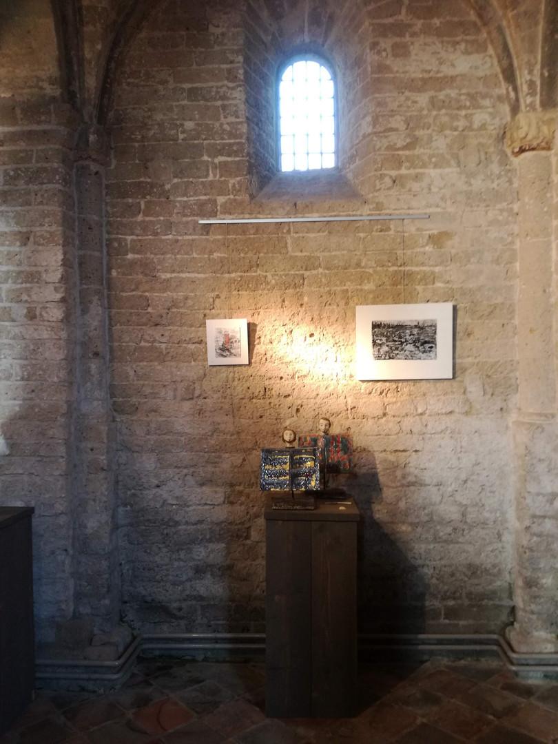 Expositie Gallus Kerk_Jenny Piso_Expo Angerlo