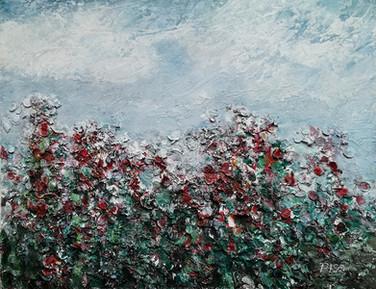 Veldbloemen - Vrij naar Jan Mankes