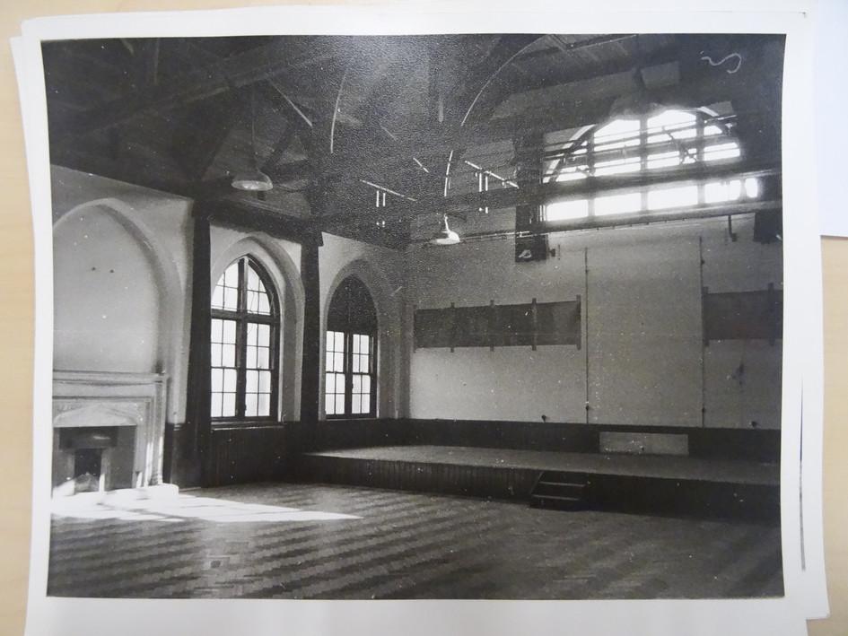 Elliott Hall c 1969