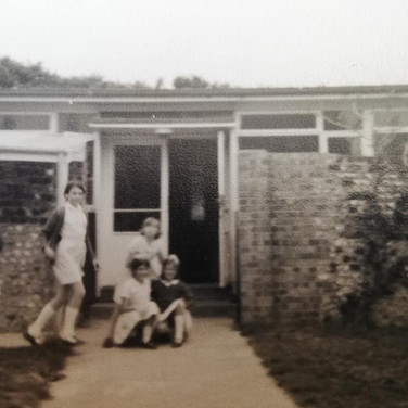 Diane White, Sue Robinson and Jo Greenwo