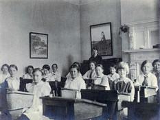 St Nicholas (Junior School) 22 Sussex Square -  opened 1922