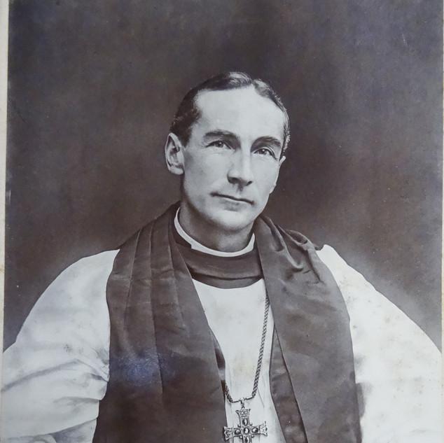 Arthur Winnington-Ingram, Bishop of Lon