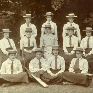 Cricket XI - 1902