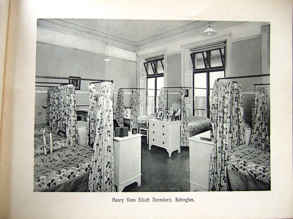 Babington House, Henry Venn Elliott dormitory