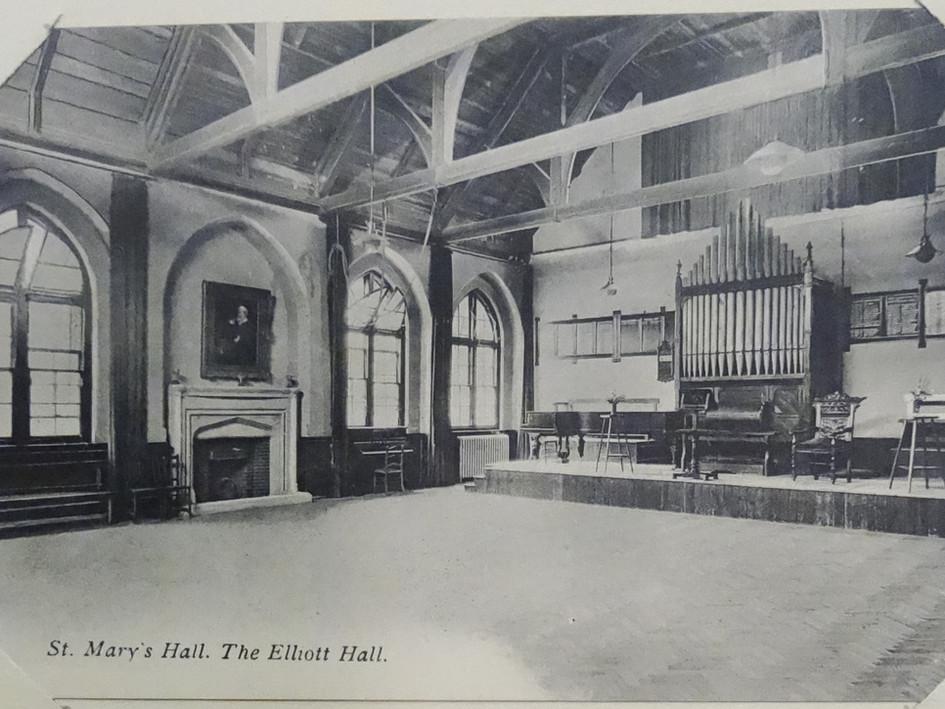 The Elliott Hall c1907