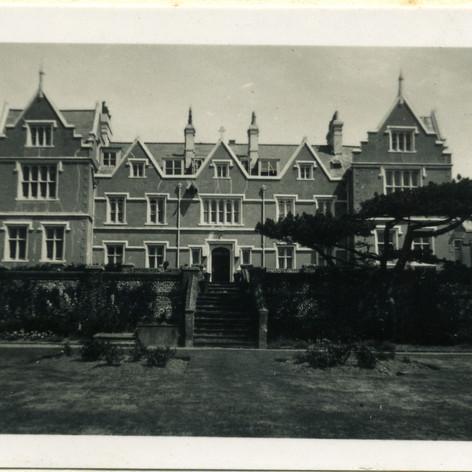 SMH School Building c Christmas 1953