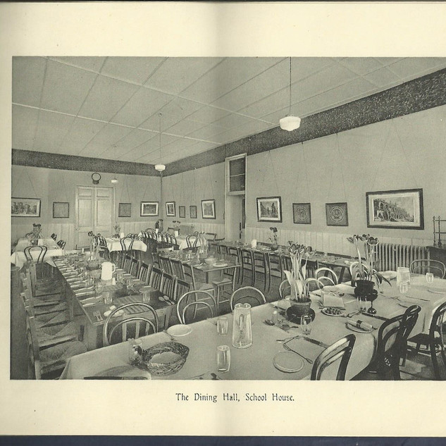 The Dining Hall, School House