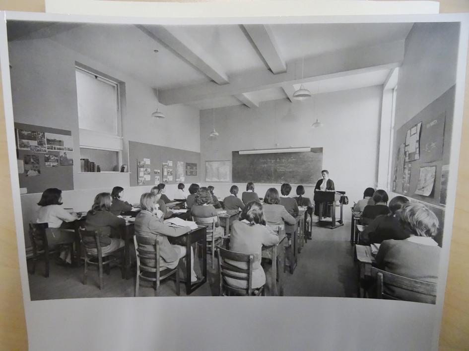 A Latin Class c 1970