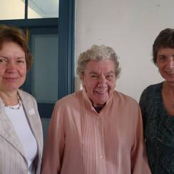 Diana Markham, Miss Davies, Penny Harrison