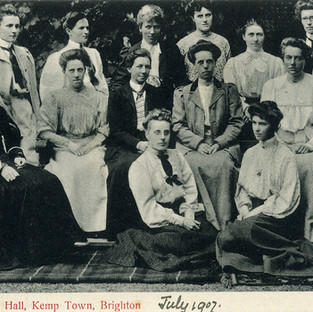 1907 Mistresses - with Miss Potter