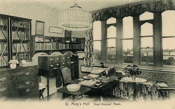 Headmistress's Office c1907