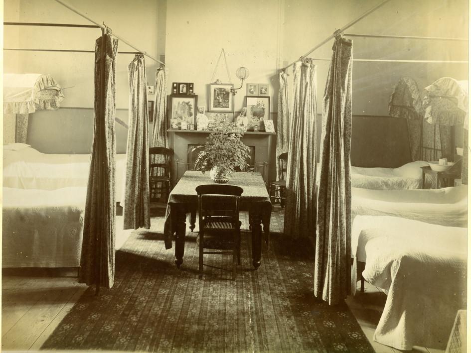 Dormitory 1896
