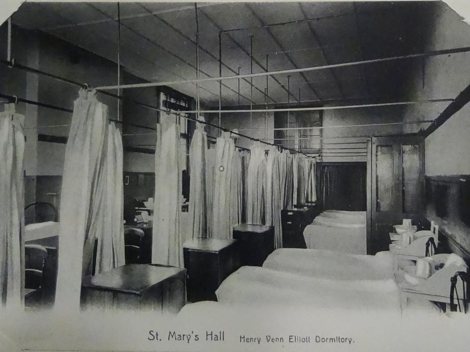 Henry Venn Elliott Dormitory c1907